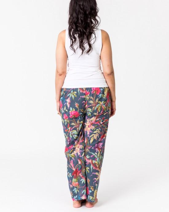 Paradise Bluestone lounge pants with pockets