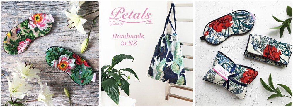 home made in nz petals brand